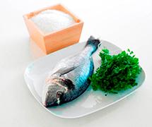 Pratos principais Peixe