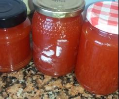 Doce de Tomate com Canela