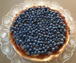 Tarte de Mirtilos