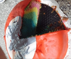 Variante de Bolo arco-íris